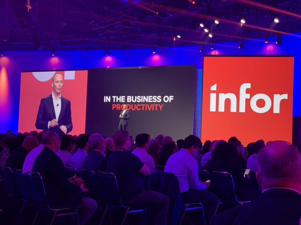 Infor-CEO